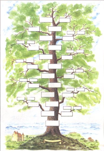 Librairie de la vo te arbre g n alogique - Imprimer arbre genealogique ...
